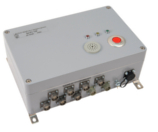 BOP-1M/BOP-1MD: Data processing and transmission unit